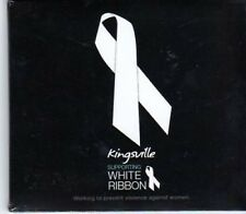 (BW191) Kingsville supporting White Ribbon - sealed CD