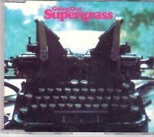 (BA944) Supergrass, Going Out - 1996 CD