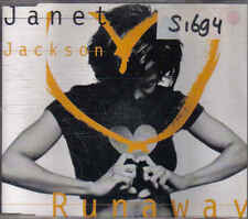 Janet Jackson-Runaway Promo cd single