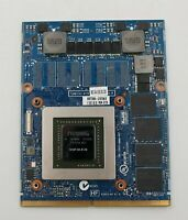 NVIDIA GeForce GTX 860M 2GB DDR5 Video Card for Dell Alienware M15X M17X M18X