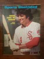 Sports Illustrated - Chicago Comes Out Swinging! - Slugger Bill Melton