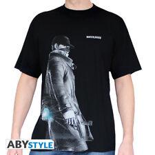 Watch Dogs T-Shirt Aiden NEU & OVP