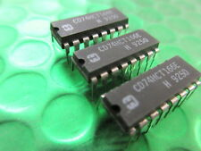 2 x CD74HCT166E, HARRIS 8-BIT RIGHT PARALLEL IN SERIAL OUT SHIFT REGISTER