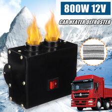 800W 12V Car Truck Fan Heater Warmer Defroster Demister Heating Windscreen
