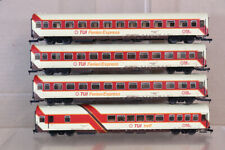 More details for roco rake of 4 db tui ferien express holiday coach nz