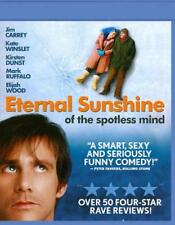 Eternal Sunshine Of The Spotless Mind Used - Very Good Blu-Ray
