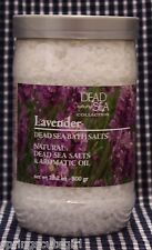1 Dead Sea LAVENDER Dead Sea Bath Salts & Aromatic Oil 28.2 oz