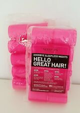 Sleep In Rollers Pink 20 Pieces Brand NEW