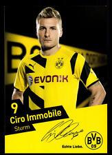 Ron Robert Zieler DFB Autogrammkarte 2014 mit 4 Sternen Weltmeister 2014
