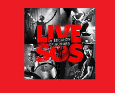5 Seconds of Summer Live SOS Album Greatest hits LIVE Gift Idea CD NEW