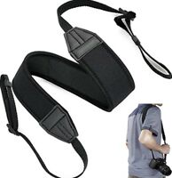 BELT NECK STRAP SHOULDER NEOPRENE COMPATIBILE CON CANON EOS G1X 5D MARK I II III
