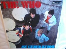 THE WHO My Generation Limited Edition 5 disc CD set Super Deluxe POST FREE