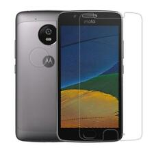 UK TEMPERED GLASS SCREEN PROTECTOR ANTI SCRATCH FILM For MOTO G5 FAST FREE POST