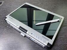 Panasonic Toughbook CF-C2 Military Laptop,Touch, i5 4th Gen, 4GB,128GB SSD Win10