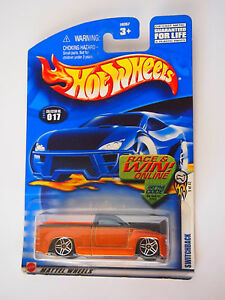 Hot Wheels 2003 ISSUE #17 SWITCHBACK