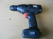 Black And Decker 7.2V Cordless Drill works model  9099KC