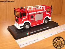 FIRE TRUCK 1:64 JANUS 4000 BI-FRONTE BAI ITALY 2001