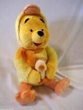 Disney Winnie the Pooh Plush Large Duck Costume holding baby duckling Easter
