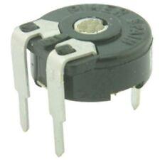 2x Piher PT15NV 15mm Trimmer Potentiometer Horizontal 500K Variable Resistor PCB
