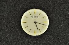 VINTAGE MENS MOVADO BUMBER AUTOMATIC WRISTWATCH MOVEMENT CAL 5091 - RUNNING