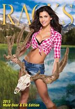 Racks Mule Deer/ Elk Calendar 2015 Special Edition