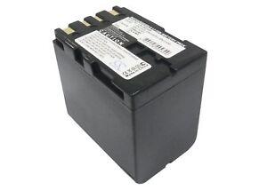 Battery For JVC BN-V428,BN-V428U,BN-V438,BN-V438U Camera Battery Li-ion 3300mAh