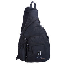 Men Women Large Sling Bag Backpack Chest Shoulder Pack School Shoulder Bag