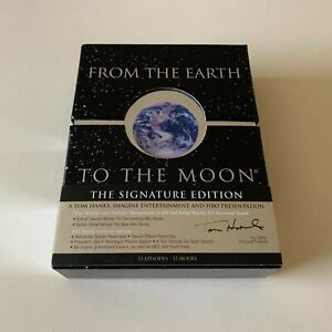 From the Earth to the Moon DVD Signature Edition Tom Hanks HBO