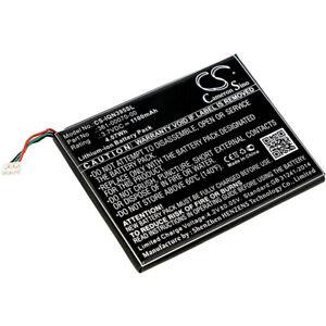 Battery for Garmin 361-00070-00 3597LMT Nuvi 3597 3597LMTHD 3598 3598LMT-D GPS