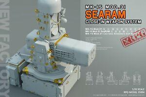 RPG Model 1/35 35004 MK-15 Mod.31 Searam Close-in Weapon System