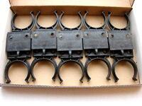 10 Hafele Kitchen Plinth / Kick Board Clips and Bracket Set (for 32mm legs)