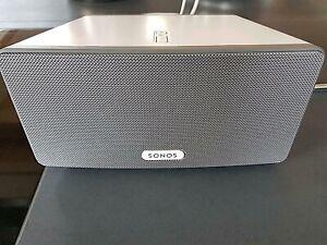 Sonos Play 3 Wireless Lautsprecher weiß