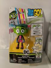 Teen Titans Go! - Beast Boy - Dc Face Swappers by Mattel 2017 figure Htf