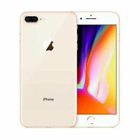 Apple iPhone 8 Plus 256Go Doré Smartphone A1897 (GSM) Débloqué Garantie