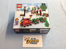 Lego Christmas Exclusive 40262 Christmas Train Ride New/Sealed/Retired/H2F