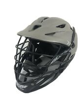 Cascade R White lacrosse helmet. One size fits all. good condition.