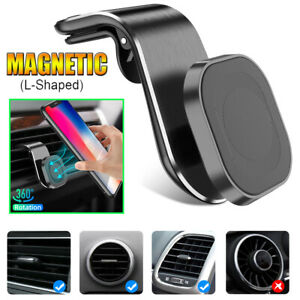 360° Car Mount Holder Stand Air Vent Magnetic Bracket GPS For iPhone 11 Samsung