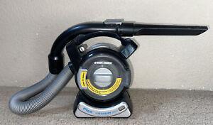 Black & Decker 20V MAX Li-Ion Flex Vacuum *Tested & Free-Ship*!