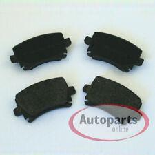 VW Touran [1T1 1T2] - Bremsbeläge Bremsklötze Klötze für hinten die Hinterachse