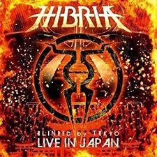 Blinded By Tokyo - Live In Japan - Hibria (2017, CD NEU)2 DISC SET