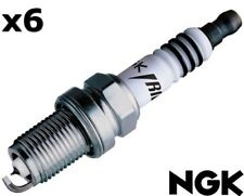 NGK Spark Plug Iridium IX FOR Fiat X 1/9 1978-89 1.5 Convertible BPR8EIX x6