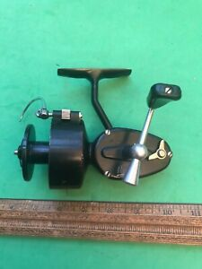 """Mitchell Half Bail Spinning Reel (Early 50's Model) Pre """"Garcia 300"""""""
