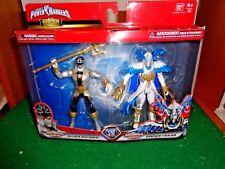 2016 6 inch Action Figure Power Rangers Good VS Evil  Silver Ranger - Prince