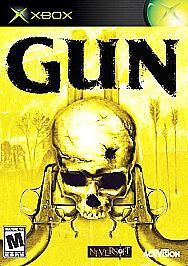 Gun Microsoft Xbox  Neversoft Activision Publishing Bink Video Mature Shooter