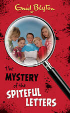 The Mystery of the Spiteful Letters (The Mystery Series),Blyton, Enid,Good Book