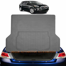 CHARCOAL GRAY ALL WEATHER RUBBER CARGO / TRUNK MAT for SATURN TRIBUTE