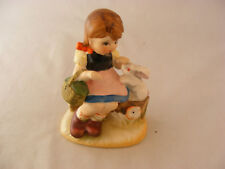 ARNART 5th Ave #1582 Child Life Series Girl with Rabbit