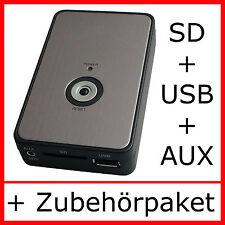 DMC USB SD Adapter MP3 Audi Chorus Concert Symphony 3