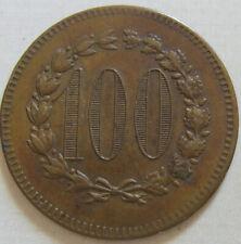 MED11011 - JETON 100