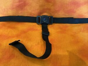 Graco High Chair  3 Point Harness Straps Replacement Part Set Black